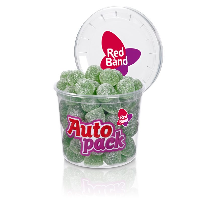Red Band Euca Menthol Autopack 200g