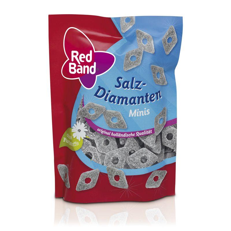 Red Band Salzdiamanten Minis Premium Stehbeutel 200g