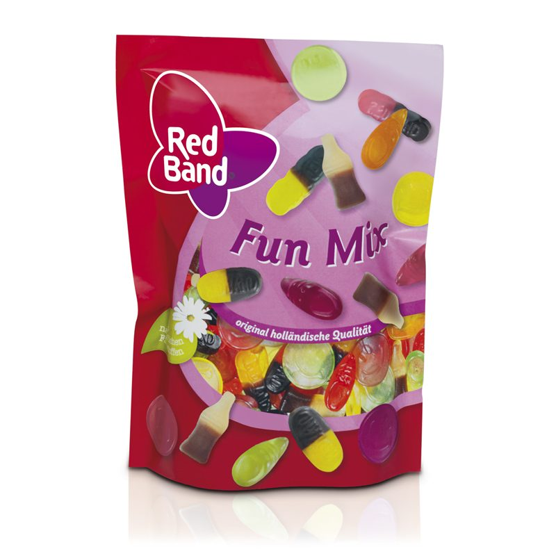 Red Band Fun Mix Premium Stehbeutel 200g