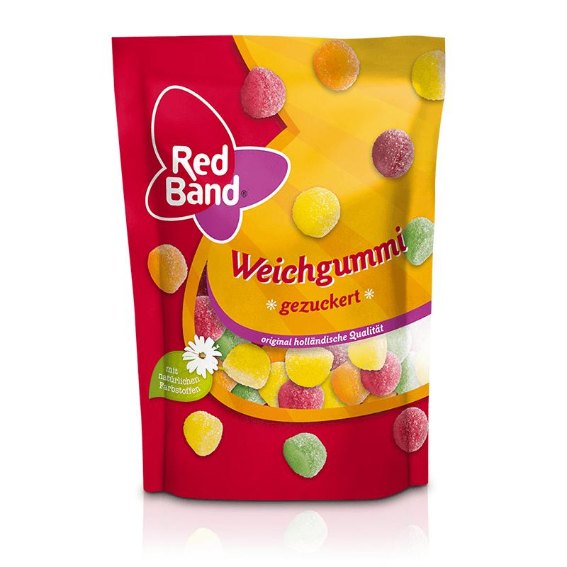 Red Band Weichgummi gezuckert