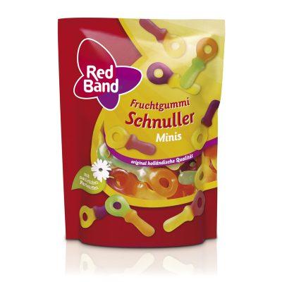 Red Band Fruchtgummi Schnuller Premium Stehbeutel 200g
