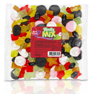 Red Band Family Mix Family Beutel 450g