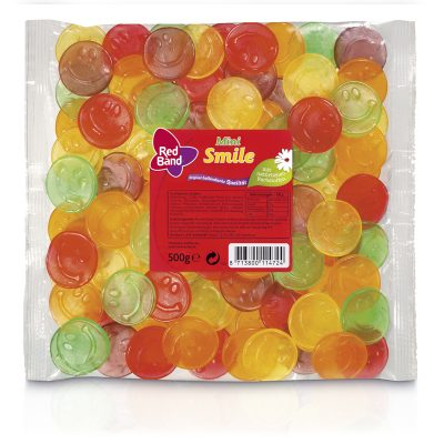 Red Band Mini Smile Family Beutel 500g