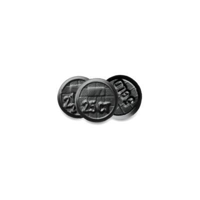 Red Band Lakritz Münzen