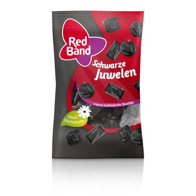 Red Band Schwarze Juwelen Snackpack 100g