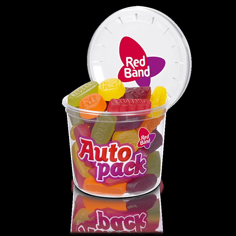 Red Band Fruchtgummi Assortie Autopack 200g